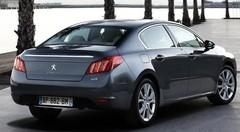 Peugeot dévoilera 508 Chine et un nouveau concept