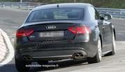 Audi S5 restylée : Nouveauté cachée