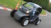 Renault Twizy : Caradisiac a essayé le prototype