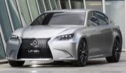 La Lexus LF-Gh se dévoile