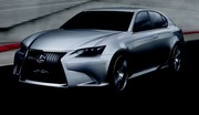 Lexus LF-Gh : une berline grand tourisme version hybride