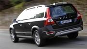 Volvo V70, XC70 et S80 : Coup de jeune interne