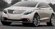 Le concept Buick Envision en avance