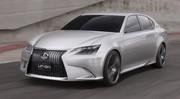 Lexus dévoile son concept hybride LF-Gh