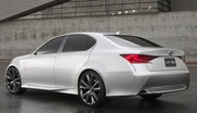 Lexus LF-GH : Forte tête