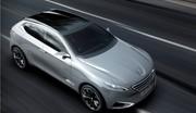 Concept-car Peugeot SXC : Force et allure
