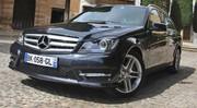 Essai Mercedes Classe C restylée 220 CDI break Avantgarde & 250 CDI berline