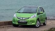 Contact : Honda Jazz Hybrid