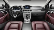 Volvo V70, XC70, S80 : du nouveau à l'intérieur