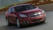 Chevrolet Malibu : première photo