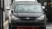 Surprise ! La nouvelle Subaru Impreza recto - verso