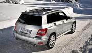 Essai Mercedes Benz GLK350 CDI : J'ai la Classe !
