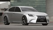 Salon de New York : Lexus LF-Gh Concept