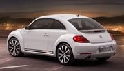 Volkswagen Beetle : un peu moins rond