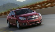 Chevrolet Malibu : Alerte, la Malibu !