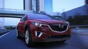 Mazda CX-5 : C'est confirmé !