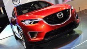 Mazda : le futur SUV compact s'appellera CX-5