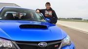 Essai Subaru Impreza WRX STI-S par Soheil Ayari