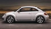 Volkswagen Beetle : Variation sur un même thème