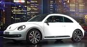 Le lancement international de la Volkswagen Beetle