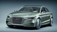 Audi A3 e-tron concept : la version hybride rechargeable
