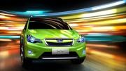 Subaru XV Concept : SUV compact