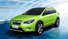 Subaru XV Concept : La renaissance ?