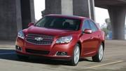 Une Malibu au goût européen chez Chevrolet : Un produit global pour 100 pays
