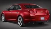 Chevrolet Malibu : pour presque 100 pays