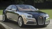 Une motorisation hybride pour la Bugatti Galibier