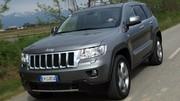 Essai Jeep Grand Cherokee 4 : Géronimo !