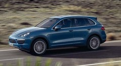 Un nouveau moteur diesel plus sobre pour le Porsche Cayenne