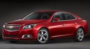 Chevrolet Malibu 2012 : nouvelle berline aux airs de Camaro