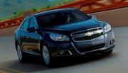 Chevrolet Malibu : Elle  s'attaque maintenant au monde entier