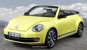 Volkswagen Beetle Cabriolet : Pas pressée de bronzer