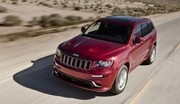 Jeep Grand Cherokee SRT8 (New-York 2011)