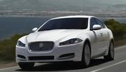Jaguar XF i4D : Le félin rebondit