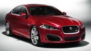Jaguar XF restylée