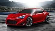 Scion FR-S : Le coupé Toyota/Subaru se dévoile enfin