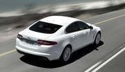 Voici la Jaguar XF restylée!