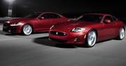 Jaguar XF et XK 2011 : nouvelle gamme au Salon de New York