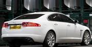 La Jaguar XF à 149 g/km de CO2 pour 44 900 €