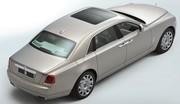 La Rolls Ghost en version longue : une surprise de taille : Plus d'espace partout et plus de confort