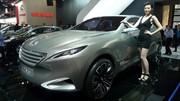 Peugeot SXC : la Chine par tous les chemins