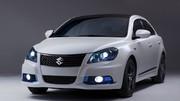 Suzuki convertit sa berline Kizashi à l'hybride