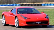 Essai Ferrari 458 Italia : l'Italie à sa botte