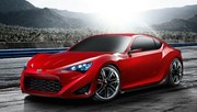 Scion FR-S : coupé supersportif