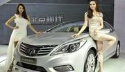 Les chinois pourront acheter la Hyundai Grandeur