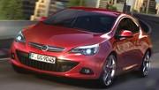 Opel Astra GTC : Réalité virtuelle