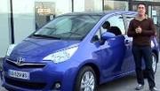Cartech le Mag : Essai de la Toyota Verso S et de la nouvelle Classe C